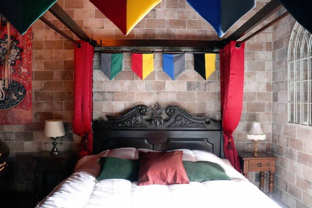 Un gîte inspiré d'Harry Potter a ouvert en Alsace !