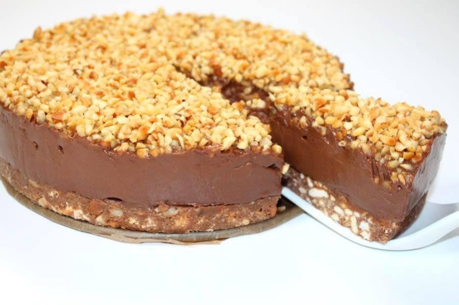 Cheesecake nutella sans cuisson - Recettes en Famille